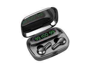 Wireless Bluetooth Earphone Touch Control Wireless Headphone Sports Waterproof Headphones TWS Earbuds Headsets With Microphone