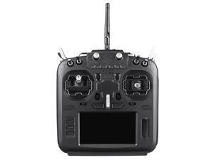 RadioKing TX18S/Lite Hall Sensor Gimbals 2.4G 16CH Multi-protocol RF System OpenTX Transmitter for RC Drone Mode 2 (Left Hand Throttle)/TX18S Lite