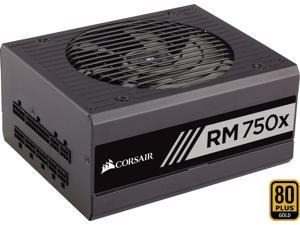 Corsair RM750x 80 Plus Gold Fully Modular ATX Power Supply, CP-9020179-EU (Modular ATX Power Supply)