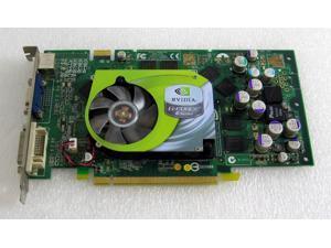 Dell nVidia GeForce 6800 256MB DVI VGA TV Out PCI-E x16 Video Card K9341