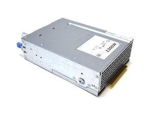6MKJ9 Genuine Dell Precision Tower Fixed Workstation T7600 1300W Switching Power Supply EPA CDG 80 Plus Gold PSU OEM D1300EF-00 H1300EF-00 D1K3E001L Dual Fan Module Delta HiPro Power Source P/S H3HY3