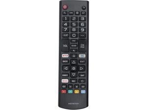 Replaced Remote fit for LG TV 4K Smart TV 32LK540BBUA 43UM6900PUA 43UM6910PUA 43UM6950DUB 43UM7100PUA 43UM7300AUE 43UM7300PUA 43UM7310PUA 49LK5400BUA 49SM8000PUA 49SM8600PUA 49UM6900PUA