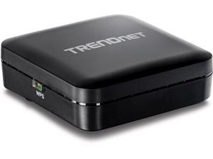 TRENDnet Wireless AC Easy-Upgrader, Upgrade up to 5 GHz Wireless AC, Pre-Encrypted, Easy Set-up,  TEW-820AP