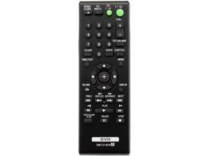 RMT-D197A Remote Control fit for Sony CD DVD Player DVP-SR100 DVP-SR120 DVP-SR201P DVP-SR210P DVP-SR210PB DVP-SR310P DVP-SR320 DVP-SR405P DVP-SR510H DVP-SR750HP (RMTD197A) (148943011)