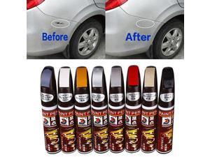 Silver Gray Professional Car Paint Repair Pen Waterproof Clear Car Scratch Remover Painting Pens
