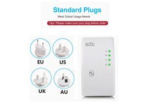 USA Stock WRD-300G WIFI Extender 300Mps Wireless Repeater AP 2.4Ghz Wi-Fi Extend