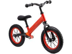 """CO-Z Kids Balance Bike for 2-5 Year Olds with 12"""" Rubber Tires, Easy Step Through Frame Bike for Boys and Girls, No Pedal Toddler Scooter Bike, Ride On Toy for Children, Lightweight Kids Bicycle"""