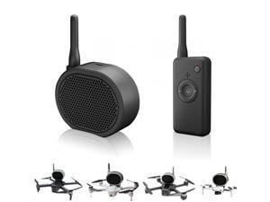 Global Drone M6 Sky Speaker Megaphone Laudspeakers Black for X8 Phantom Mavic 2 Mavic Air ZINO RC Drone Quadcopter