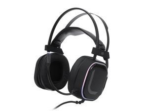 3.5mm/7.1 Gaming Headset Stereo Surround Sound USB 3.5mm Wired RGB Light Game Headphone A