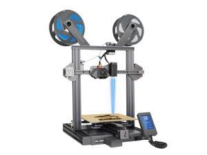 LOTMAXX SC-10 SHARK 3D Printer 235*235*265mm Print Size Support Laser Engraving /Auto Leveling/Dual Color Print With 3.5inch Movable Screen/8 Languages Translate