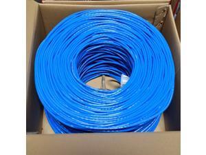 Premiertek Cat5e Bulk Cable 1000Ft (Blue)