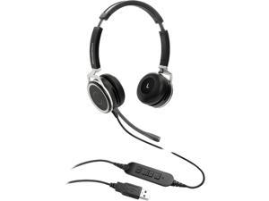 GRANDSTREAM NETWORKS, INC GUV3005 HIGH-END USB CORDED HEADSET