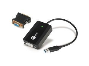 Siig Usb 3.0 To Dvi / Vga Pro Adapter - 1080P @60Hz