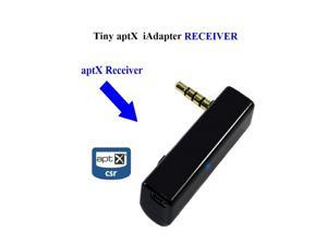 KOKKIA iReceiver : aptX Bluetooth Receiver. Works with Bluetooth Stereo iPods/iPhones/iPads, Android/Windows/Samsung Smartphones/Tablets, PCs/Macs, Music Devices, Stereo Transmitters etc.