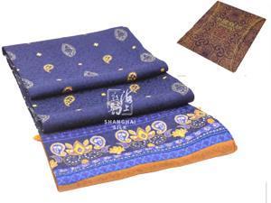 "Luxury Gift 100% Pure Silk Scarfs For Men 72""*6"" Heavy-weight Mulberry Silk"