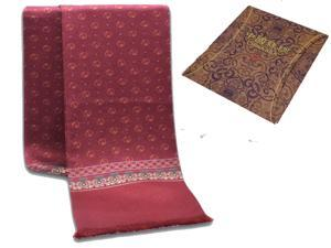 "Luxury Gift 100% Pure Silk Scarfs For Men 72""*6"" Heavy-weight Mulberry Silk"