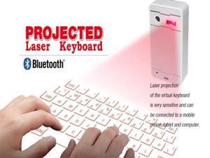 Bluetooth wireless virtual laser projection keyboard for tablet pc & phone  .