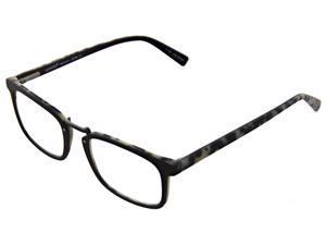 Eyebobs-2299 Mensch-11 Black Black White Tortoise +2.25