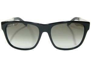 LACOSTE-L835SA 001 Solid Black Gray