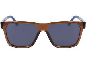 LACOSTE-L934S 210 Brown Gray Blue