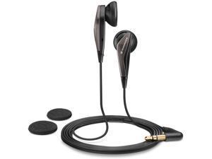 Sennheiser MX 375 In-ear Headphones Symmetrical Earphone Dynamic Sound - Black
