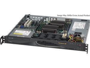 X570D4U-2L2T Pre-Built 1U Rackmount Server with Ryzen 5800X CPU and 32GB of ECC RAM