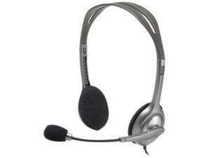 Logitech H111 Supra-aural Stereo Headset