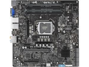 ASUS WS C246M PRO uATX Server Motherboard LGA 1151 Intel C246 Chipset