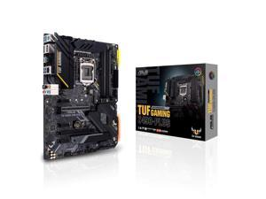 ASUS TUF GAMING Z490-PLUS LGA 1200 Intel Z490 SATA 6Gb/s ATX Intel Motherboard