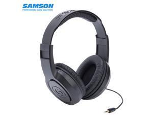 samson SR350 head-mounted monitor headphones over-ear earphone recording