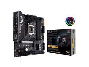 ASUS TUF GAMING B460M-PRO LGA 1200 Intel B460 SATA 6Gb/s Micro ATX Intel motherboard supports CPU 10500/10400/10400F