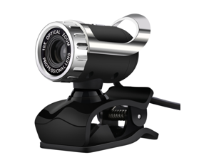 SA 720P Webcam for PC, Full HD Computer Camera, USB Web Cam with Microphone, Clip-on 360 Degree USB , TUSB 2.0 Plug & Play for Live Streaming,Streaming, Teleconference etc,Games