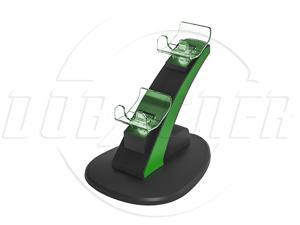 SA Xbox Series X/S Controller Charger, Controller Charger Charging Docking Station Stand.Dual Fast Charging Station for Xbox X/S Console Dual Seat Charging-Black(Controller NOT Included)