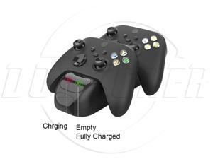SA XBOX SeriesS/X gamepad dual charger XBOX S/X wireless controller charger with battery pack
