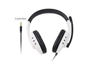 SA Gaming Headset for PS5 , 2021Playstation 5 Head-mounted Gaming Headset With microphone Apply to PS5/PS4/Switch/ONE/PC game headset With 3.5mm audio interface