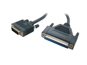 SA  10 ft. CISCO Router cable HD60/DB37 Male to Female Model CAB-449FC-3M