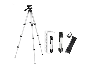 Adjustable Professional Camera Tripod Stand Mount Holder For Cell Phone Gopro