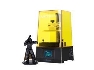 "ANYCUBIC Photon Mono 3D Printer, UV LCD SLA Resin 3D Printer with 2.5X Fast Printing and 6.08'' 2K Monochrome Screen, Printing Size 5.11""(L) x 3.14""(W) x 6.49""(H)"