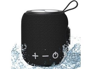 Portable Bluetooth Speaker,SANAG Bluetooth 5.0 Dual Pairing Loud Wireless Mini Speaker, 360 Surround Sound & Rich Stereo Bass, IPX7 Waterproof for Travel, Outdoors, Home and Party