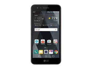 LG Phoenix 3 16GB Black 5 inch Smartphone 4G LTE (Unlocked)
