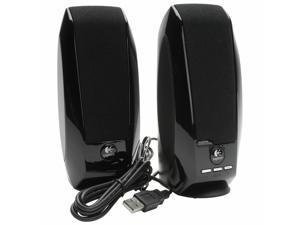 Logitech USB Speakers with Digital Sound, S150 Audio Speaker For Computer, Desktop, or Laptop