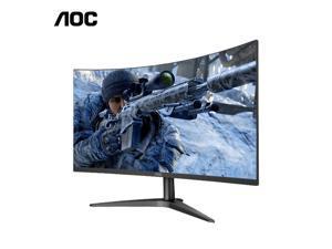 AOC C27B1H 27-inch Curved Computer Gaming Surface HD Screen Gaming LCD Monitor HDMI