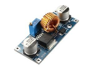 5Pcs XL4015 5A DC-DC Step Down Adjustable Power Supply Module Buck Converter