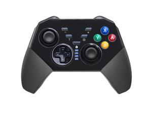 PRO controller Wireless Bluetooth For Switch Console, TURBO Keys And Grinding Transparent Shape, One-click Connection to Console