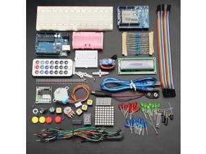CUUWE UNOR3 DIY Basic Starter Kits No Battery Version for Arduino Carton Box Packaging