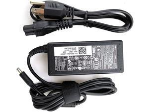 New Dell Original Inspiron Laptop Charger 65W watt 4.5mm tip AC Power Adapter(Power Supply) with Power Cord for Inspiron 13 14 15,3000 5000 7000 Series,5558 5755 3147 7348-2in1 5555 5559,0G6j41 0MGJN