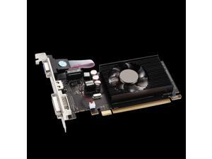 GPU HD6450 2GB DDR3 HDMI-compatible Graphic Video Graphics Card PCI Express for Gaming