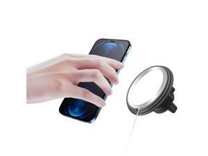 Car Air Vent Dashboard Mount Phone Holder for iPhone 12 Magsafe Wireless Charger