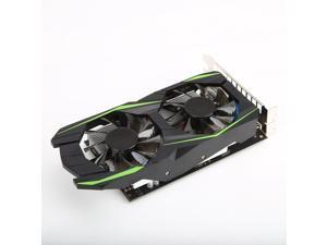 450TI DDR5 128Bit DVI VGA GPU Video Gaming Graphics Card Accessory
