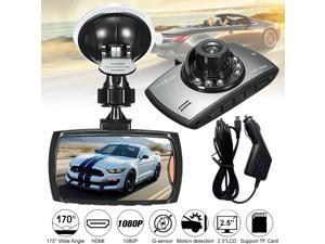 2.5 Inch LCD 1080P Car DVR Camera Dash Cam Video Recorder G-sensor Night Vision